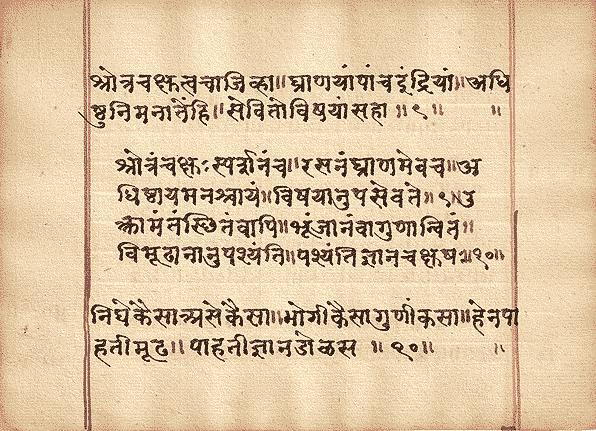 Chapter 15 : Bhagavadgita